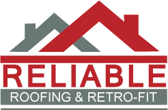 Reliable Roofing Company Logo